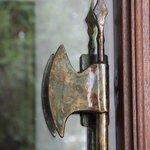 deurknop hotel entree