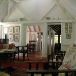 Drawing room - main house