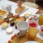 Aperçu du petit déjeuner