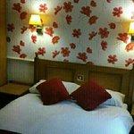New comfy mattress, great night sleep