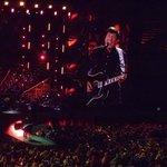 Concerto di Gianni Morandi in Arena settembre 2013