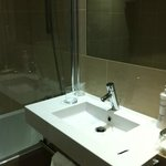 propreté de la salle de bain