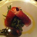 Mozzarella, Parma Ham Starter