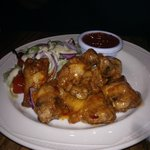 Spicy Chicken Wings Starter