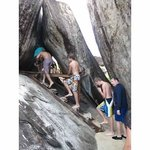 Tour of the Baths, Virgin Gorda B.V.I.