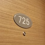 Our room number
