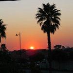 Sunset from Zenzero