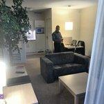 Onze kamer, 4 pers. appt.