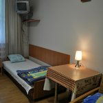 Camping Elblag - rooms with bathroom