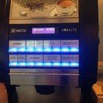 Coffee options