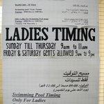 ladies times