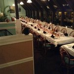 Long table one