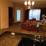 Living room, room 3312
