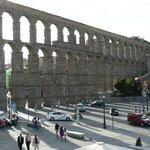 L'aqueduc romain de Segovie