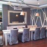 VIP Dining Area