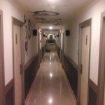 Hotel Corridor 3rd Floor