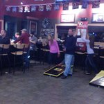 Corn Hole doubles tournament Wednesday nights