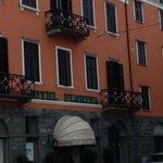 Hotel is Orange