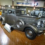 1937 Railton, Hudson chassis & engine