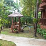 Hotel grounds