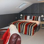 The Super King size bed in Vendale 1