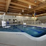 Indoor Pool Complex