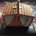 Breakfast Picnic Basket
