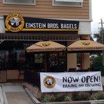Einstein Bros Bagels Foto