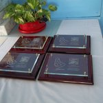 Barbados Tourism Authority awards for some of our guest who visited the island 25+ times