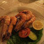 King prawns - frozen and dry