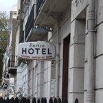 hotel enrico Warwick way - Victoria