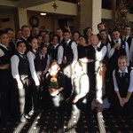 The finest service staff in the Lehigh Valley!!