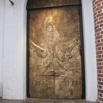 Recently door to the ancient Roskilde Cathedral