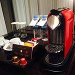 Fress use of Nespresso coffee machine