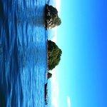 Snorkeling spot close to Isla Tortuga