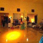Bellydancer at chich khan hotel