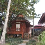 a thai stilt house oat TBHR