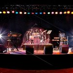 Wildhorse Sports Bar Stage