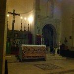 inside the marvelous church