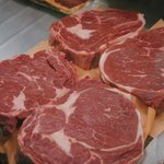 Delmonico Steaks! Deeeelish!