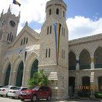 Barbados Parliament Building