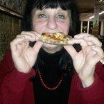 Pizza marianos .quien hace las pizzas? Estan buenisimas