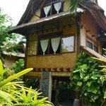 notre bungalow dans la jungle balinaise