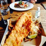 fish and chips- incredible!