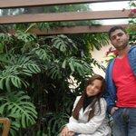 Eu e meu esposo