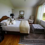 Deluxe upstairs suite at Blackwood House