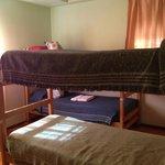 Pieza 4 camas