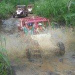 Getting Dirty!