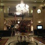 Ultima foto do hotel :( (nao queria ir embora)
