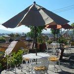 The fabulous terrace